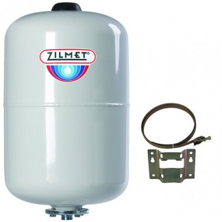 Zilmet - 24 Litre Potable Expansion Vessel & Bracket 11H0002402