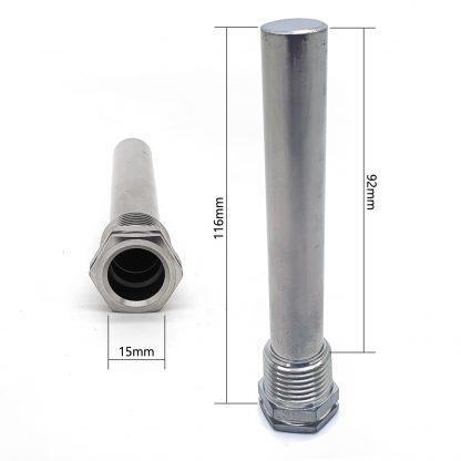 Range - Stainless Steel Thermostat Pocket POCK10