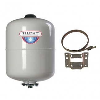 Zilmet - 8 Litre Potable Expansion Vessel & Bracket 11H0000803