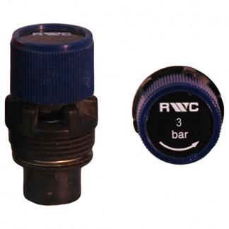 Reliance - 3 Bar Blue 2116 Pressure Relief Cartridge ZRC209005