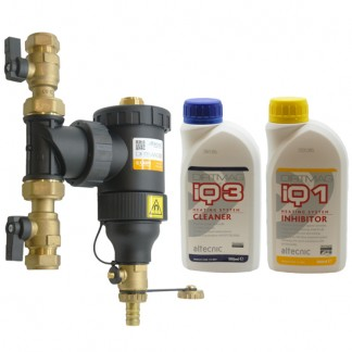 Altecnic - DirtMag IQ Prime 22mm Compliance Pack (Inhibitor & Cleaner Included) 545342 LTC