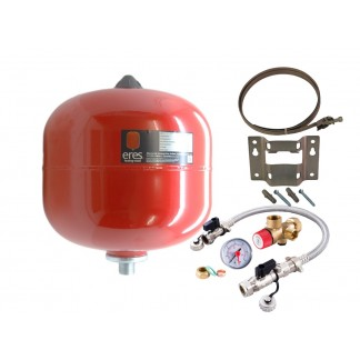 Altecnic - ERES 12 Litre Heating Expansion Vessel & Sealed System Kit ER-12LTVESS