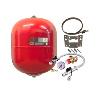 Altecnic - ERES 24 Litre Heating Expansion Vessel & Sealed System Kit ER-24LTVESS