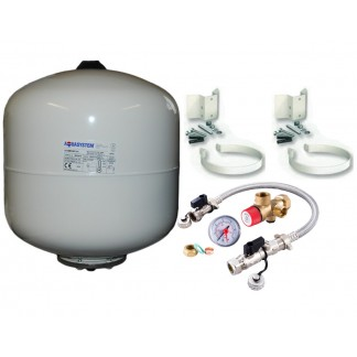 Reliance - Aquasystem 35 Litre Potable Expansion Vessel & Sealed System Kit XVES050070