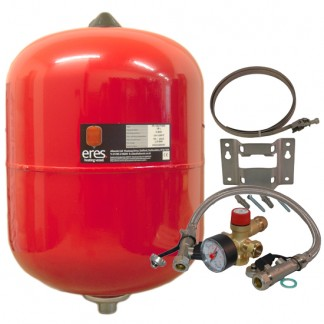 Altecnic (ERES) 18 Litre Heating Expansion Vessel & Sealed System Kit/Robokit