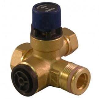 Andrews - 6 Bar Pressure Relief Valve Manifold