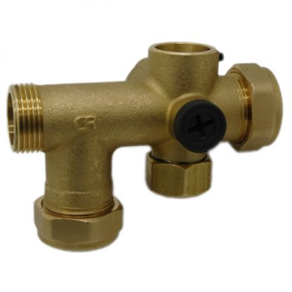 Altecnic - Caleffi 22mm Manifold 300015 only