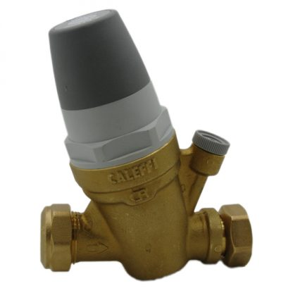 Altecnic -Caleffi 3 Bar Pressure Reducing Valve and Strainer for Manifold