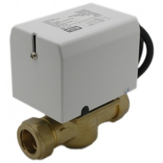 Warmflow- 2 Port 22mm Motorised Zone Valve