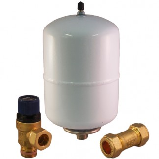 Water Heater Unvented Kits