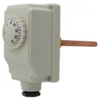 Albion - Single Control Thermostat (Twin Coil) STATSGLALT