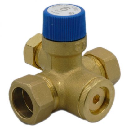 Heatrae Sadia - 6 Bar Pressure Relief Expansion Manifold Core Valve (Mark 2) 95605827