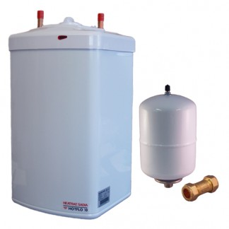 Heatrae Sadia - Hotflo 10 Litre Instant Water Heater 50148 & Unvented Kit A