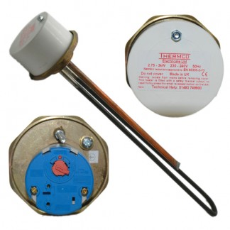 Thermco Immersion Heater Elements