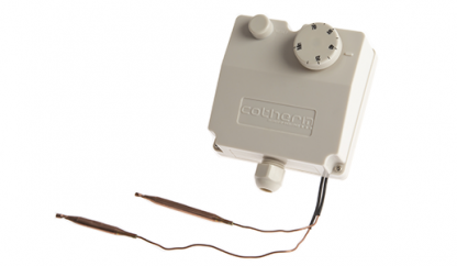 Electric Heating Company - Dual Thermostat (No Pocket)