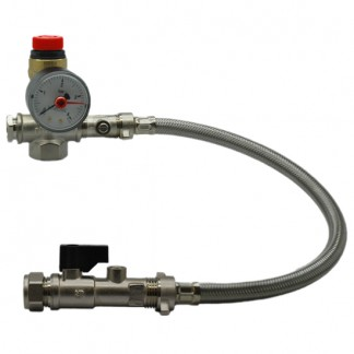 Viessmann - Filling Loop Sealed System Kit