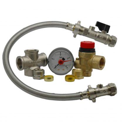 Optional Sealed System Kit