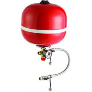 Essentials 12 Litre Heating Expansion Vessel with Sealed System Kit