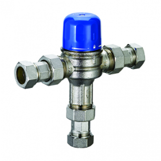 Reliance HEAT115100 - Heatguard BF2-2 22mm 2 in 1 Mixing Valve