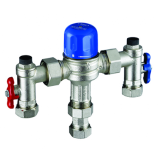 Reliance HEAT115105 - Heatguard BF2 22mm 4 in 1 Mixing Valve