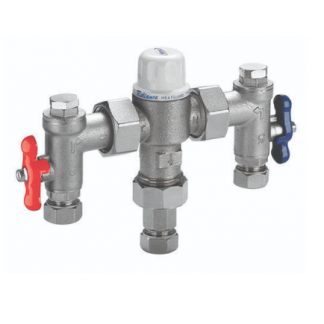 Reliance HEAT160030 - 15mm 4in1 Heatguard TMV3-8 Mixing Valve