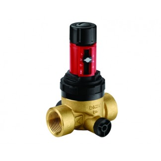"Reliance PRED314001 - 1/2""FBSP 314 Series Adjustable Pressure Reducing Valve 1-6 Bar"