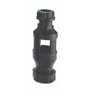 Reliance TUND219015 - 22x28mm Straight Plastic Tundish