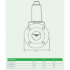 Reliance - PRED624002 - DN80 6247 Flanged Pressure Reducing Valve