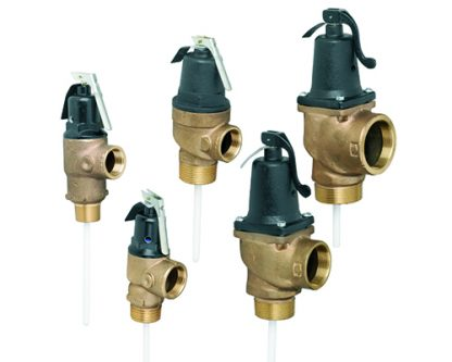"Reliance - PTEM600003 - 1 1/4"" FVMX 7.0 Bar Pressure & Temperature Relief Valve"