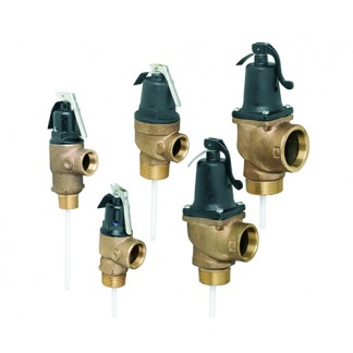 "Reliance - PTEM600002 - 1"" FVMX 7.0 Bar Pressure & Temperature Relief Valve"