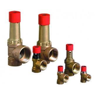 "Reliance - PREL100003 - 1/2""*3/4""F*FBSP 4.0 Bar Pressure Relief Valve"