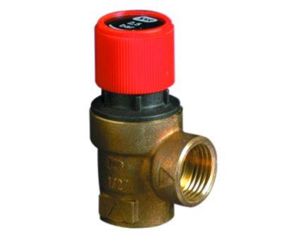 "Reliance - PREL101002 - 1/2"" F*FBSP 2.5 Bar Pressure Relief Valve"