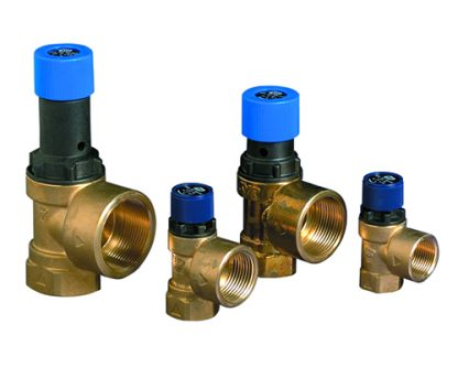"Reliance - PREL104004 - 1""*1.1/4""FFBSP 10.0 Bar Pressure Relief Valve"