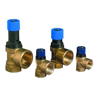 "Reliance - PREL104008 - 1/2""*3/4""F*FBSP 6.0 Bar Pressure Relief Valve"