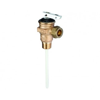 Reliance - PTEM510003 - 15mm TPR15L 10 Bar Temperature & Pressure Relief Valve