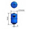 1100005006 - Zilmet 50 Litre Ultra-Pro Potable Expansion Vessel
