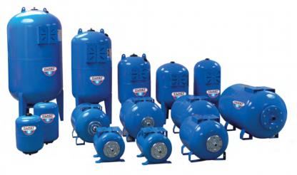 1100020006 - Zilmet 200 Litre Ultra-Pro Potable Expansion Vessel