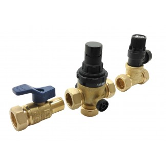 Heatrae Sadia - Cold Water Inlet Control Kit 95605894