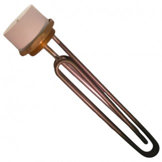 "Cotherm 3kw 2- 1/4"" Immersion Heater Including Thermostat"