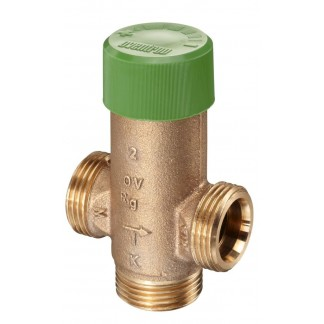 Oventrop DN25 Brawa Thermostatic Mixing Valve 1300200