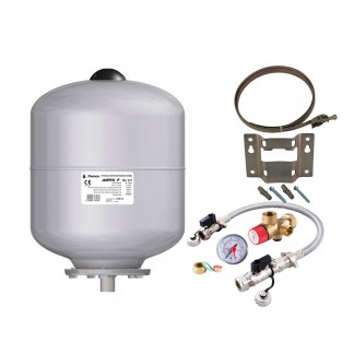 Flamco Airfix P 3 litre Potable Expansion Vessel & Sealed System Kit