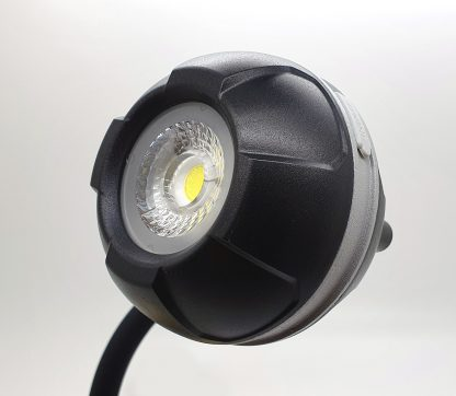 Gloforce Eye-light Plus 10w rechargeable floodlight with 270mm magnetic gooseneck. 4Stand included